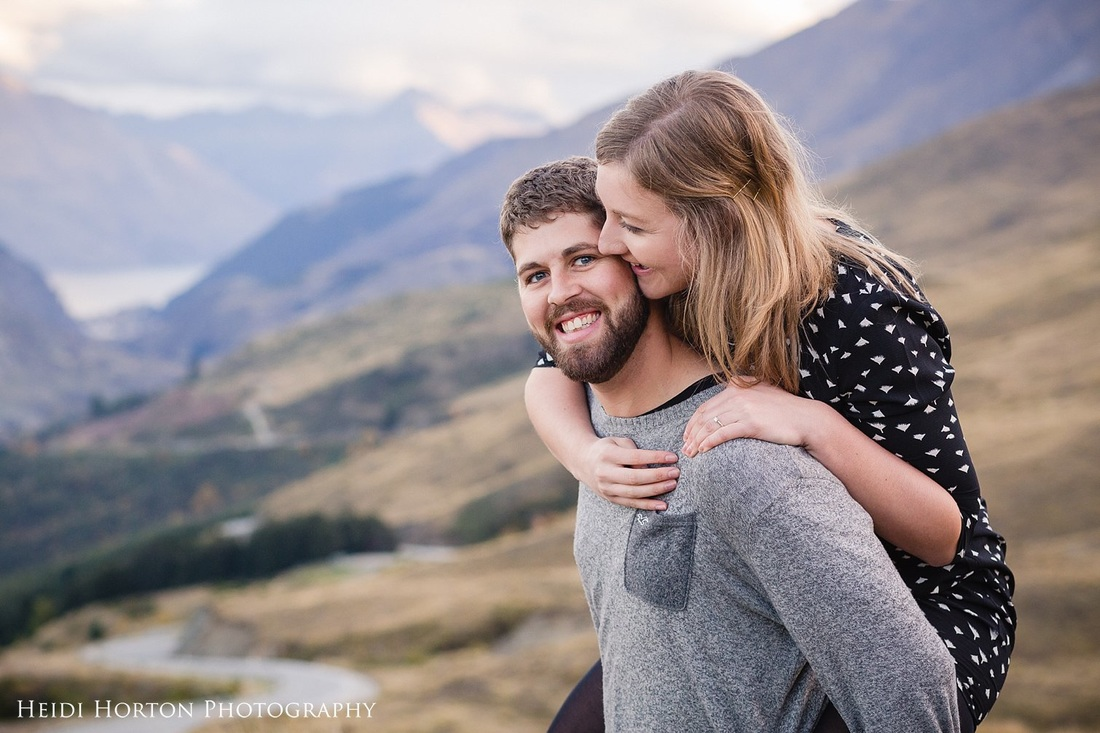Arrowtown engagement session, Arrowtown photographer, fun natural beautiful photos Queenstown, Central Otago engagement photos, Central Otago wedding photographer, Heidi Horton Photography