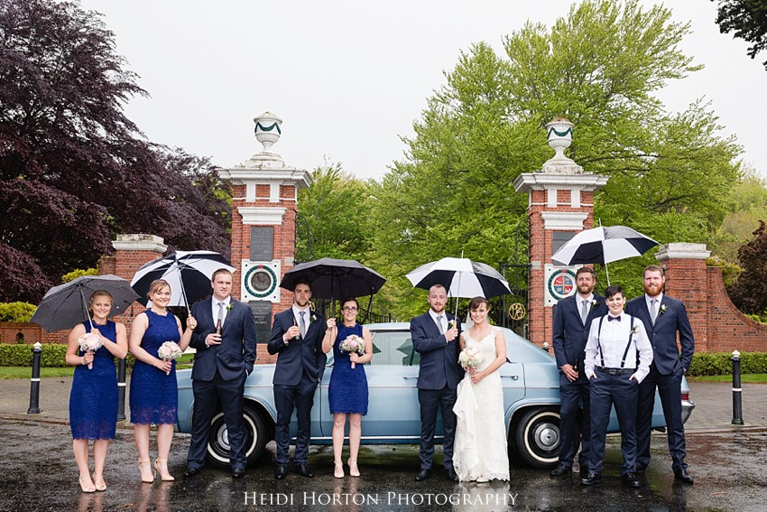 Queens Park Invercargill wedding photos, southland wedding photographer, timeless wedding photos, wet weather wedding photo options, Heidi Horton Photography