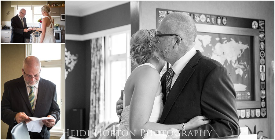 Dolamore Park wedding, Gore wedding | Heidi Horton Photography | Gore Wedding Photographer | Southland & Otago Wedding Photographer | Timeless, Candid & Precious | Father Daughter wedding moments