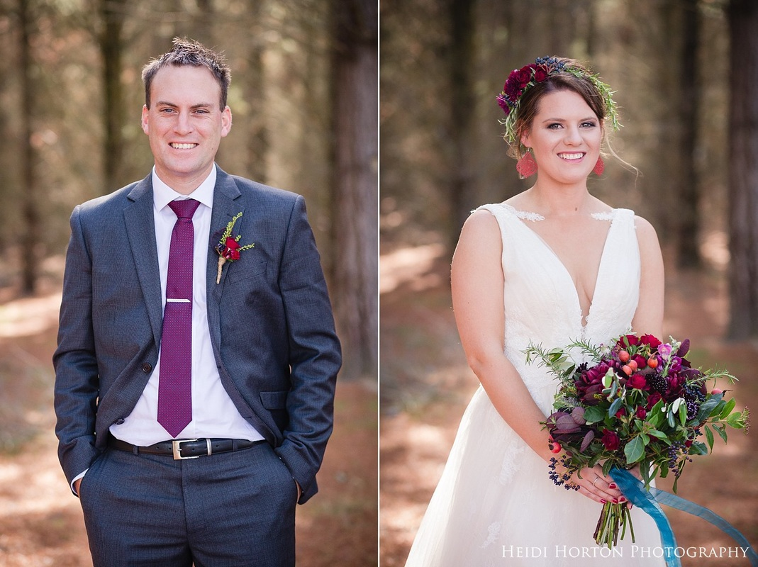pine forest autumn wedding with accents of red and green, Autumn Central Otago wedding, Cromwell Central Otago wedding, Bannockburn Cromwell wedding, Cromwell wedding photographer, Central Otago wedding photographers, Heidi Horton Photography