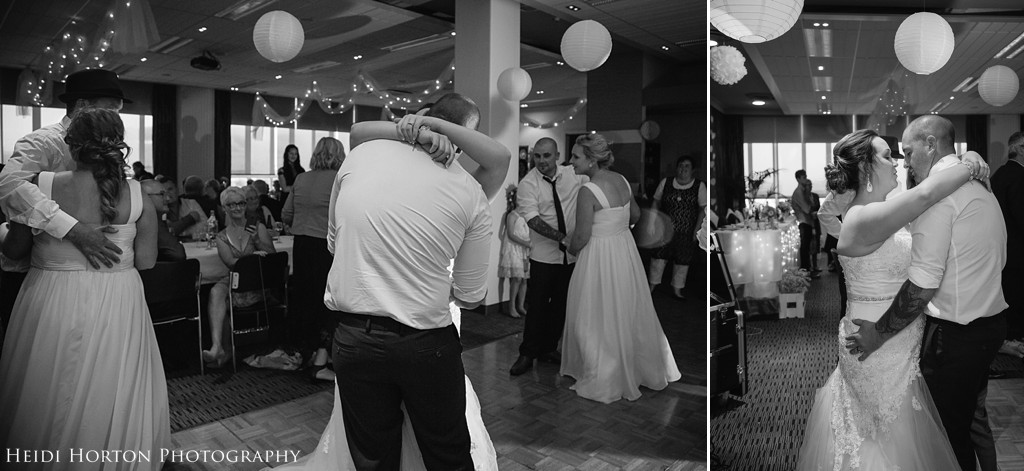 first dance wedding, Kelvin Hotel Invercargill wedding, Invercargill rustic vintage wedding, Invercargill wedding venues, Heidi Horton Photography
