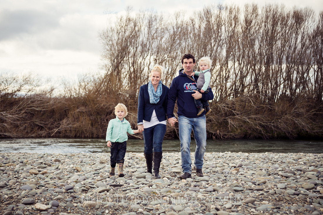 Family portraits Heidi Horton photography southland