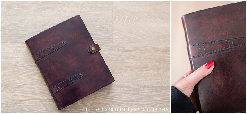 Heidi Horton Photography, the importance of your wedding album