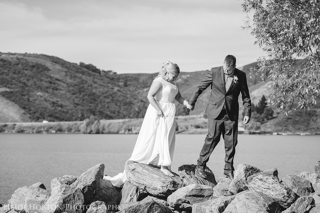 Alexandra Wedding photos, Central Otago NZ wedding, Clyde wedding, Otago wedding photographer, Orchard Garden Cafe wedding photos, gold glitter wedding shoes, tractor cufflinks, navy & gold wedding style, Heidi Horton Photography, husband and wife photographers, timeless fun beautiful wedding photos