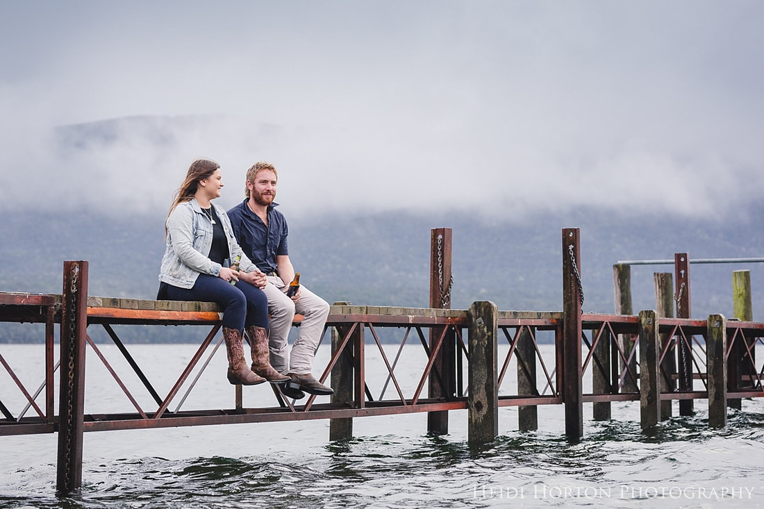 Te Anau New Zealand, Te Anau photographer, Te Anau engagement session, Southland photographer, Te Anau wedding photographer, husband and wife wedding photographers, Heidi Horton Photography