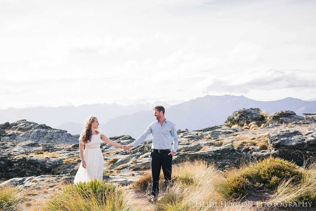 Queenstown engagement photos, Queenstown helicopter engagement photos, Helicopter to Cecil Peak, the Ledge Queenstown, Queenstown photographer, Queenstown wedding photographer, Queenstown destination wedding photographer, Queenstown photographer with second shooter, Heidi Horton Photography
