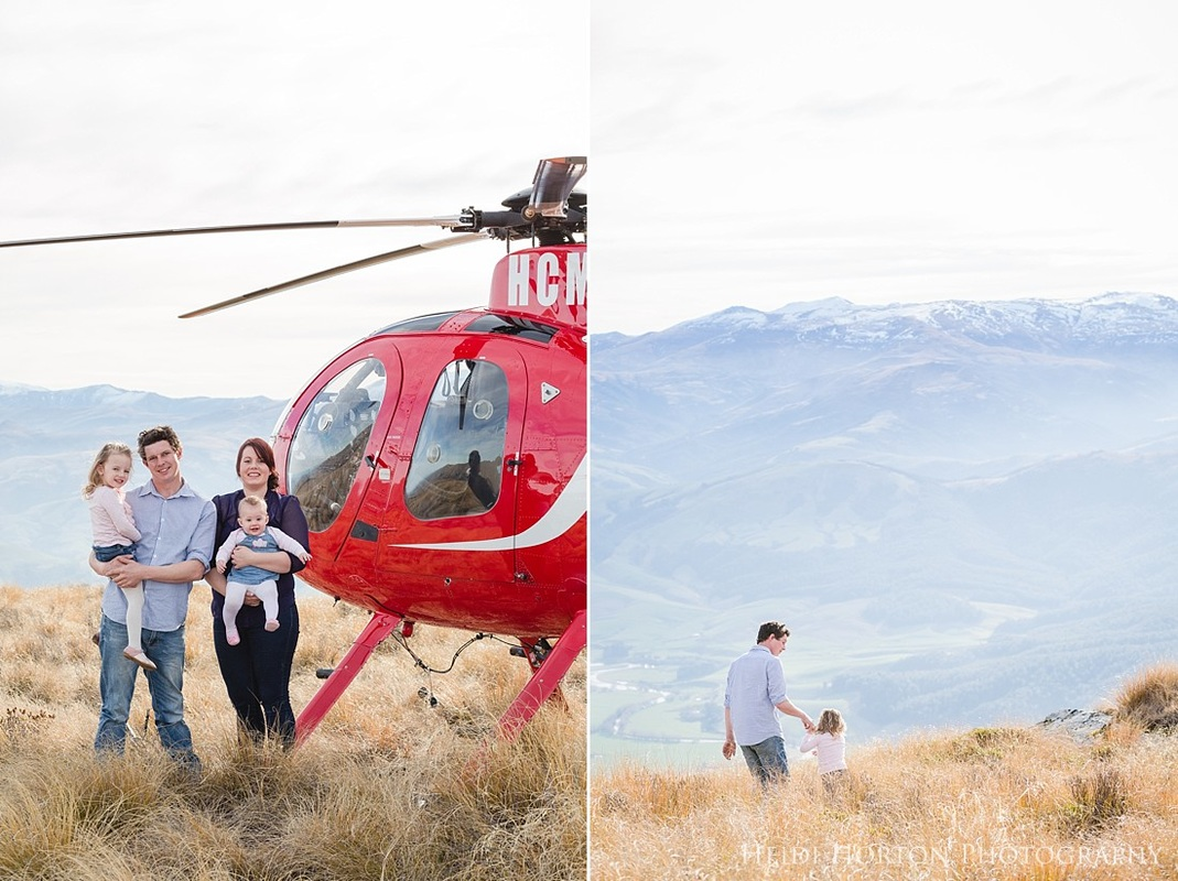 Southland portrait photographer, helicopter photographer, High Country Helicopters, Waikaia Valley photos, family photos Southland, Wedding Photographer Southland, Wedding Photographer Otago, Heidi Horton Photography